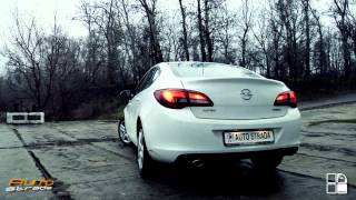 Opel Astra Sedan Test Drive AUTOSTRADA.MD