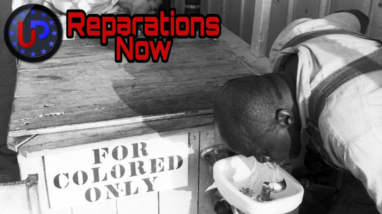 Unclassified Perspectives Episode 1: Reparations NOW