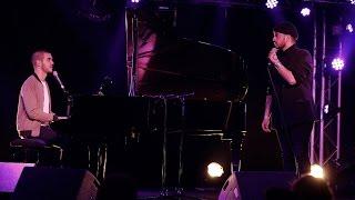 """IZARRY & SLIMANE - """"Inch Allah"""" (Duo Live à la Boule Noire)"""