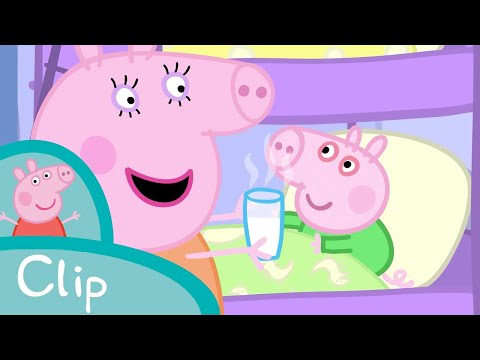 Peppa Pig - George catches a cold (clip)
