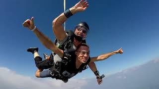 Skydiving Freefall Thailand - прыжок с парашютом, тандем