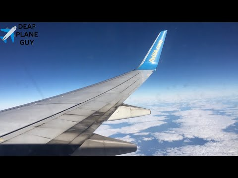 ✈️ Ukraine International airlines B737-800 Kiev to London Gatwick 22 October 2018