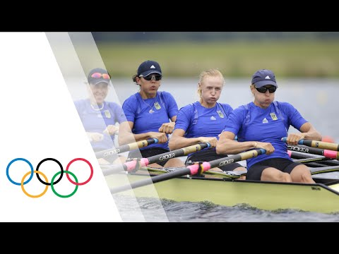 Rowing Women's Quadruple Sculls Finals Full Replay - London 2012 Olympic Games