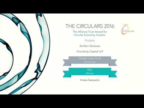 The Circulars 2016 – Alliance Trust Award for Circular Economy Investor
