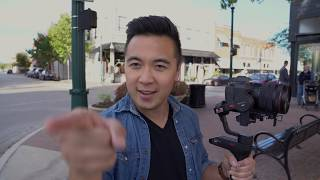 The Most Entertaining Zhiyun Weebill LAB Review | By Sidney Diongzon