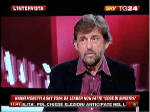 Anche Nanni Moretti preferisce Dario Franceschini