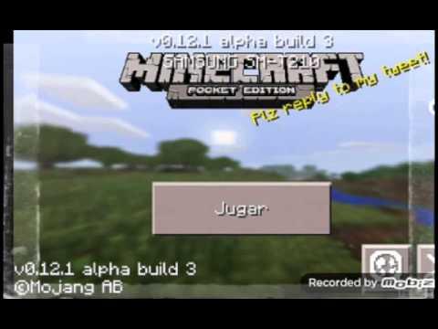 Minecraft 0.12.1 B3