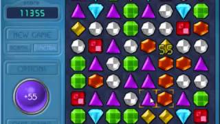 Bejeweled Deluxe Action Mode 95325 points