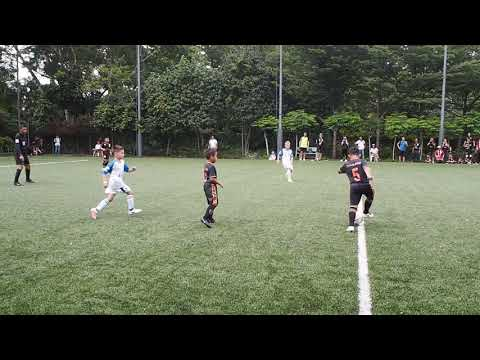 SingaCup 2019 QUARTER-FINALS U8 Oaz Football Academy  (THA)U8 Athletic Football Group (AUS) U8 Q1