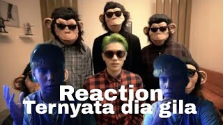 Julian Jacob ft Young Lex - Ternyata Dia Gila (Official Music Video)#REACTION