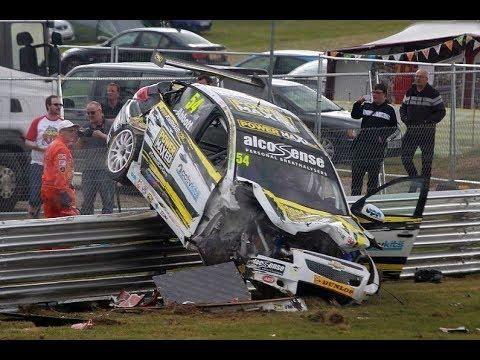 Brutal Crashes. Motorsports Mistakes. Fails Compilation #3