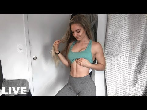 LIVE Q&A Answering All Fitness Questions