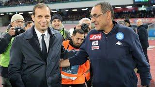 Sarri è il prossimo allenatore della Juventus?! Indizi nella conferenza stampa Allegri - Agnelli!