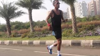 Francis Fernandes- Palm Beach Runner