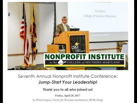 Seventh Annual Nonprofit Institute Conference