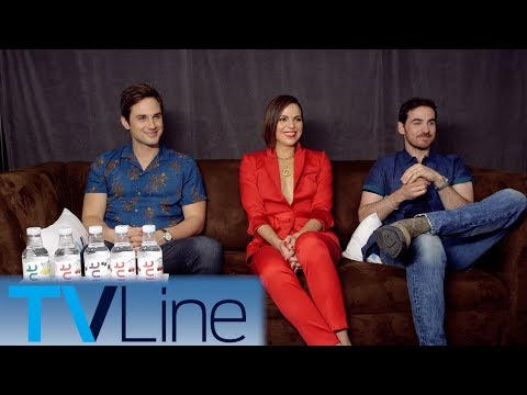 Once Upon A Time Interview | Season 7 Reset or Re-Interpretation? | Comic-Con 2017 | TVLine
