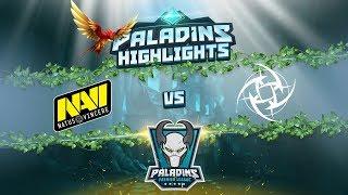 Paladins highlights: navi vs nip @ paladins premiere league