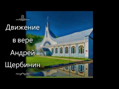 ДВИЖЕНИЕ В ВЕРЕ Андрей Щербинин 29 марта 2020