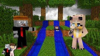 WELCHER WEG FÜHRT UNS ZUM TATORT? ✿ Minecraft [Deutsch/HD]