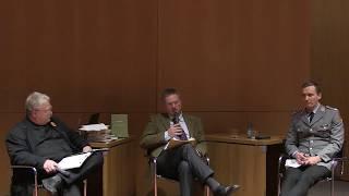 """[TEIL 2] """"Innere Führung auf dem Prüfstand""""- Eine Diskussionsveranstaltung"""