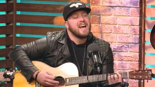 """Mitchell Tenpenny Performs """"Alcohol You Later"""" Acoustic"""
