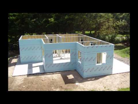 MF Contracting Steel Frame Step by Step Video