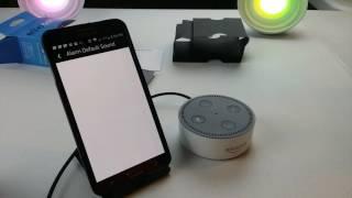 NEW Amazon Alexa Echo Dot Generation II - Sounds & Notifications - Celebrity Voice