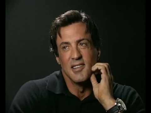 Sylvester Stallone interview with best motivational speech about rocky how he did