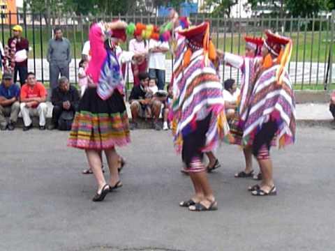 Valicha Danza Típica De Cusco Perú Peruvian Andean Music And The World
