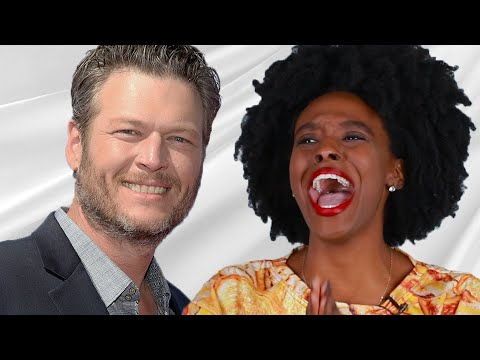 Alive People React To Sexiest Man Alive: Blake Shelton