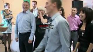 Смотреть Супер свадьба!!! Ведущий торжеств Алмаз Мирзаянов онлайн