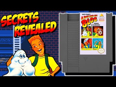 A Boy and His Blob NES Secrets and History | Generation Gap Gaming