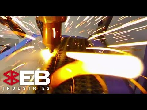 Electron Beam Welding vs Laser Welding - Advantages and Disadvantages by EB Industries