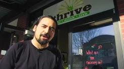 Thrive Raw Food Restaurant in Seattle - Organic, Wheat Free Gluten Free Goodness
