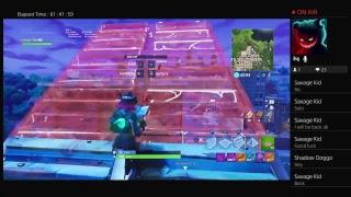 fortnite crack cube event