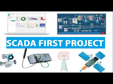 SCADA Tutorial For Beginners