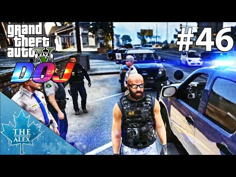 GTA V Department of Justice #46 - Assault with a deadly weapon - Law Enforcement