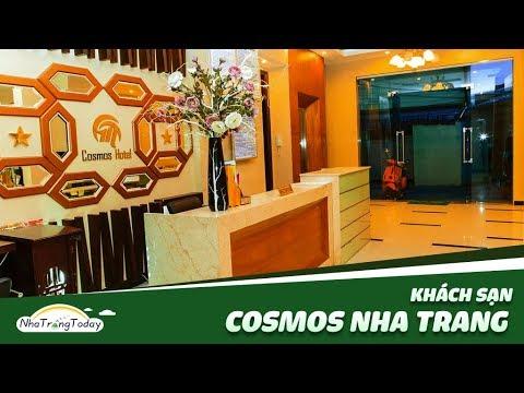 Khách Sạn Cosmos Nha Trang ✅ Đang Giảm Giá