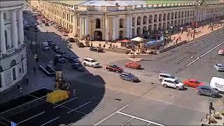 ДТП на Невском/Садовая днем 8 мая сего года