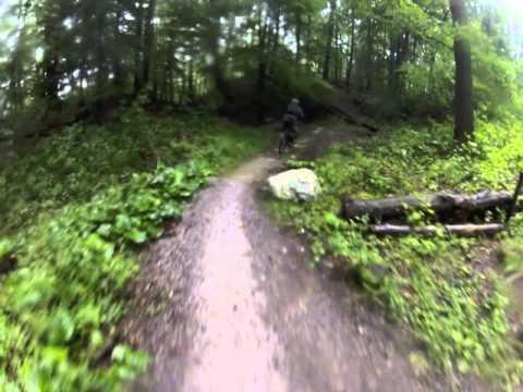 Mountain Biking, Zurich & Bellinzona CH 2012