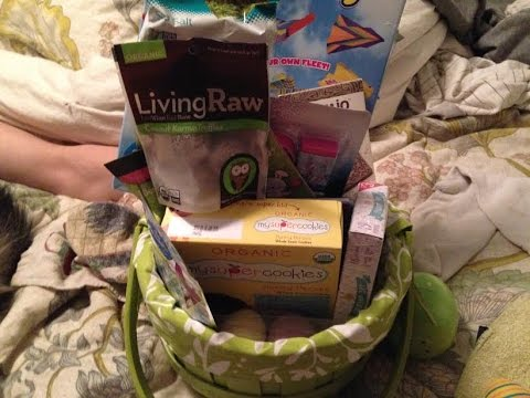 Healthy Easter Basket Ideas!