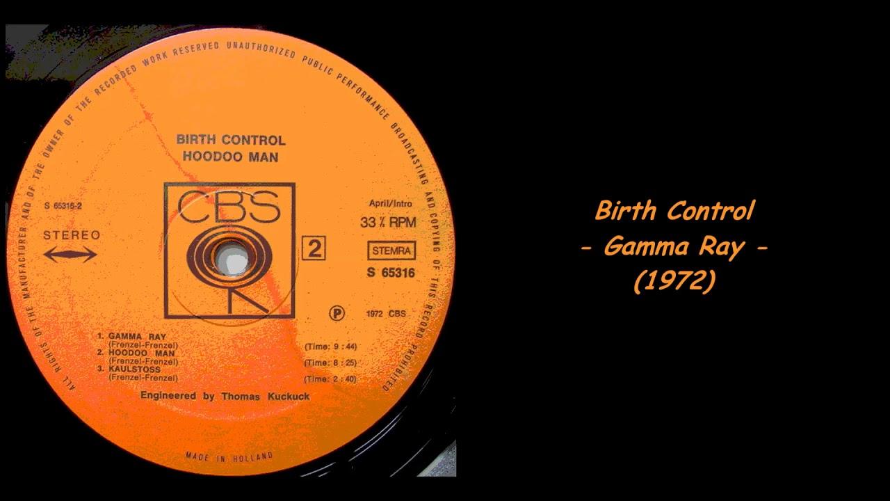Gamma Ray Song