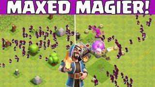264 Magier Level 8! || Clash of Clans || Let's Play CoC [Deutsch German]