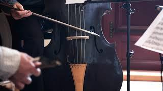2021  Andrew Ackerman i Xavier Puertas, violones.  Boismortier Sonata 3