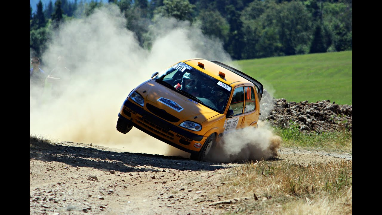 Rallye terre de lozere