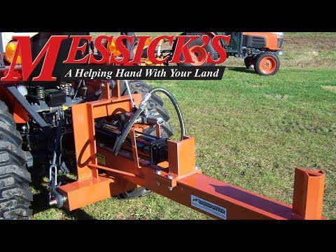 log splitter hydraulic hookup