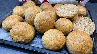ESPONJOSITO pan semi integral DELICIOSO - como hacer pan integral al estilo de rosita cocina