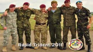 U.S. Army Europe Spotlight: Secretary of the Army at Rapid Trident