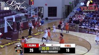 Vilonia vs. Hall | 5A Girls Basketball