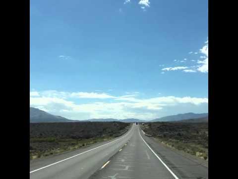 Susanville CA to Reno NV via 395